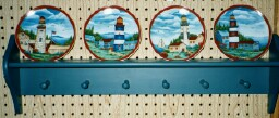 Lighthouse Plates 004 from M & N Specialty