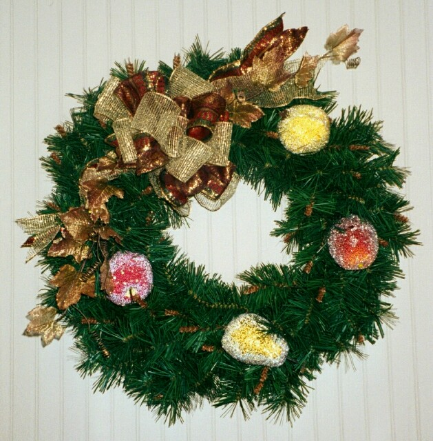 Christmas Wreath 0014 from WSO